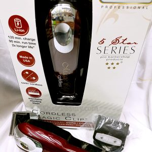 wahl clipper 5 star magic clip